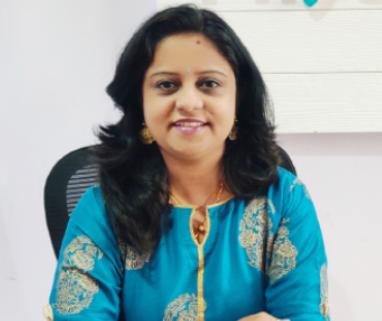Physiotherapist Anubha Singh