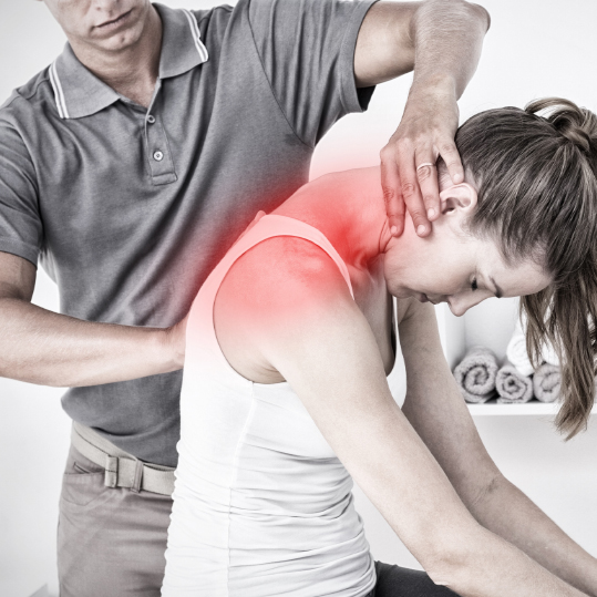 Neck Pain Physiotherapy in Bhopal