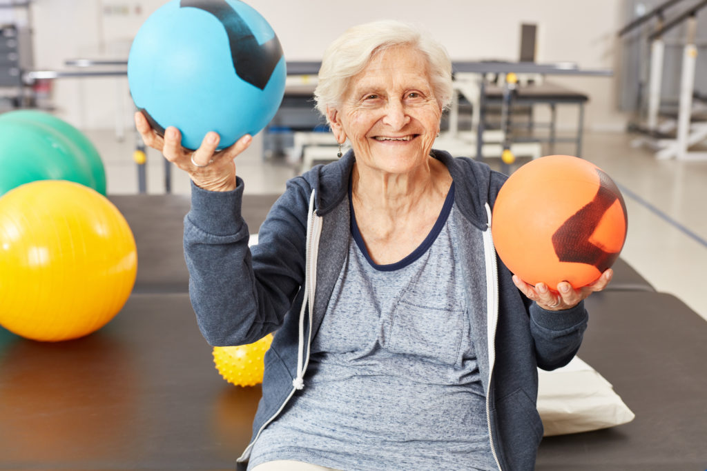 FUNCTIONAL INDEPENDENCE IN ELDERLY