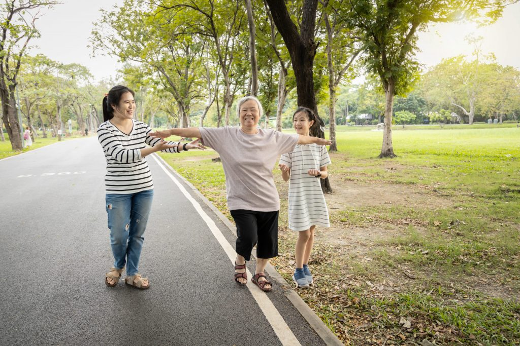 Physiotherapist In Fall Prevention And Improving Balance