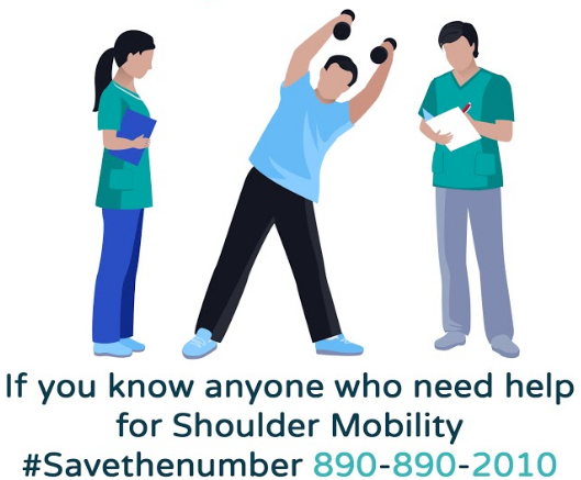shoulder physio bhopal