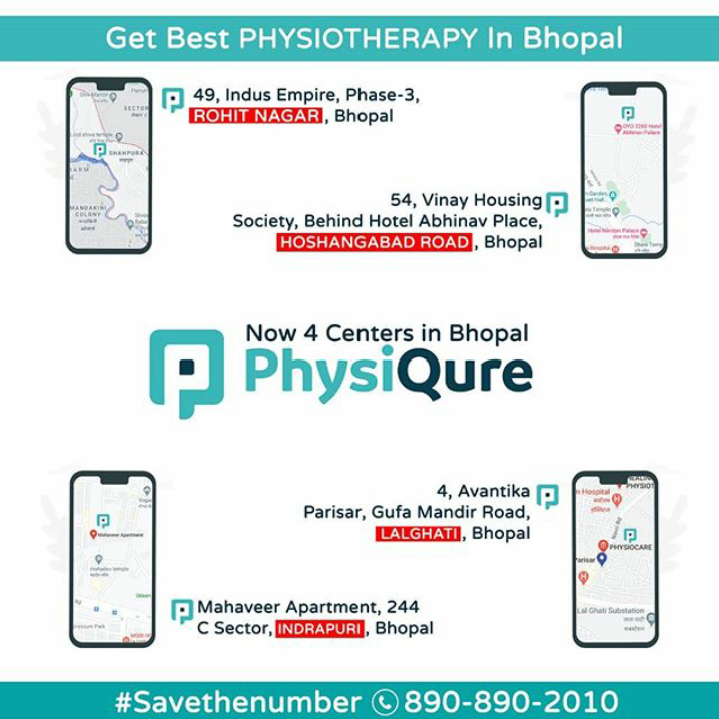 Best Physiotherapy in Bhopal